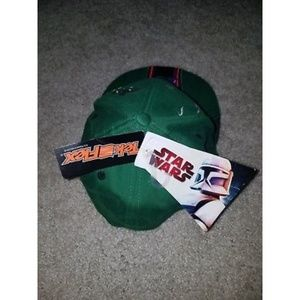 low priced 8e84d 33169 Tek Flex Accessories - Star Wars Boba Fett Men s Fitted Hat Size Large